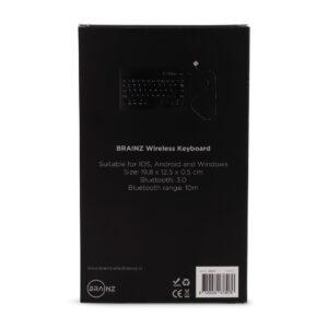 38554 - BRAINZ Home Office Wireless Keyboard