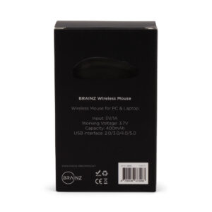 38555 - BRAINZ Home Office Wireless Mouse